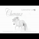 Calendrier 2019 Chevaux